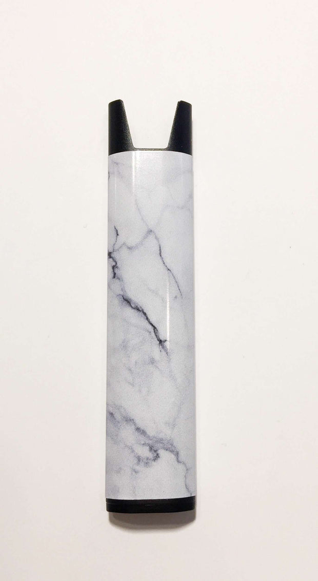 Stiiizy Pen White Grey Marble Battery Vape Pen Starter Kit
