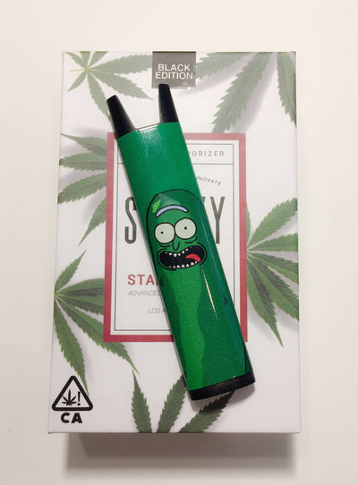 Stiiizy Battery Pickle Rick Starter Kit