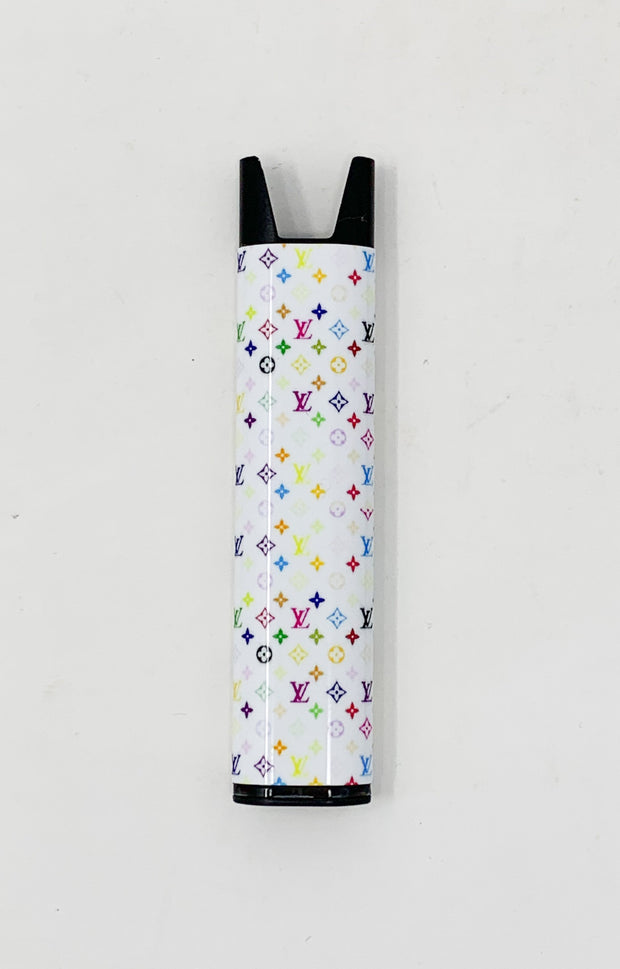 Stiiizy Pen White Rainbow LV Battery Starter Kit
