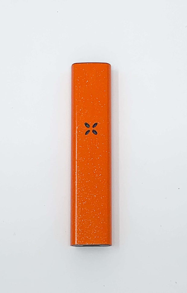 Pax Era Battery Orange Glitter Vape Pen