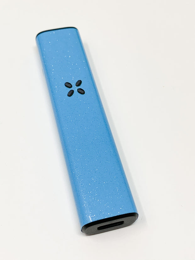 Pax Era Pro Battery Light Blue Glitter Vape Pen