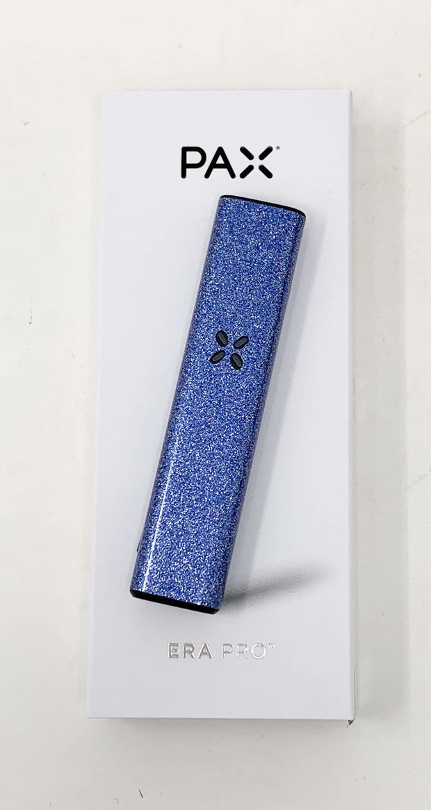 Pax Era Pro Battery Periwinkle Blue Glitter Vape Pen