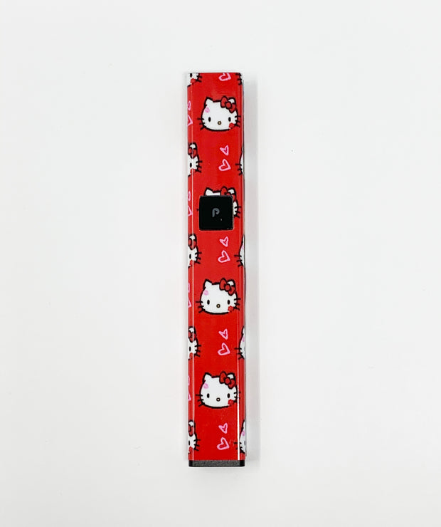 PlugPlay Red Hello Kitty Battery Starter Kit