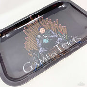 Game of Tokes Metal Rolling Tray