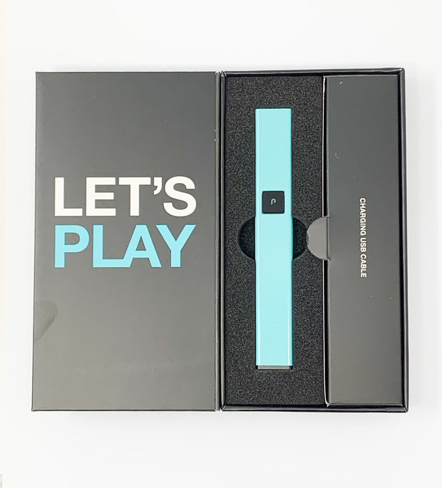 PlugPlay Tiffany Blue Battery Starter Kit