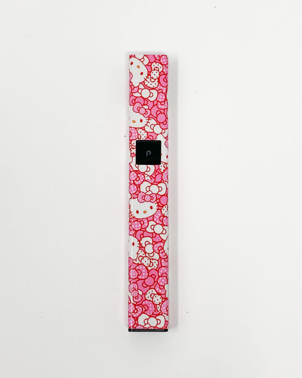 PlugPlay Pink Hello Kitty Battery Starter Kit
