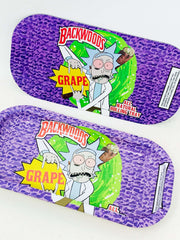 Rick Grape Backwoods Rolling Tray