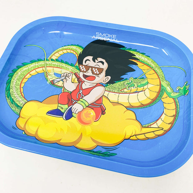 Goten Puff the Magical Dragon Rolling Tray