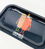 Homies for Life Rolling Tray