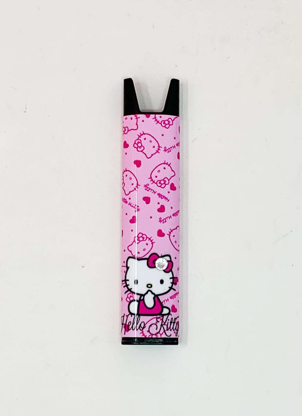 Stiiizy Pen Hello Kitty Swarovski Crystal Bow Starter Kit