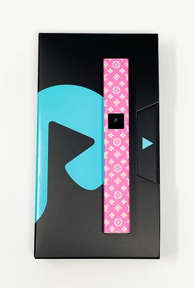 PlugPlay Pink LV Battery Starter Kit