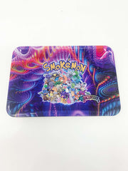 Smokemon Characters Rolling Tray