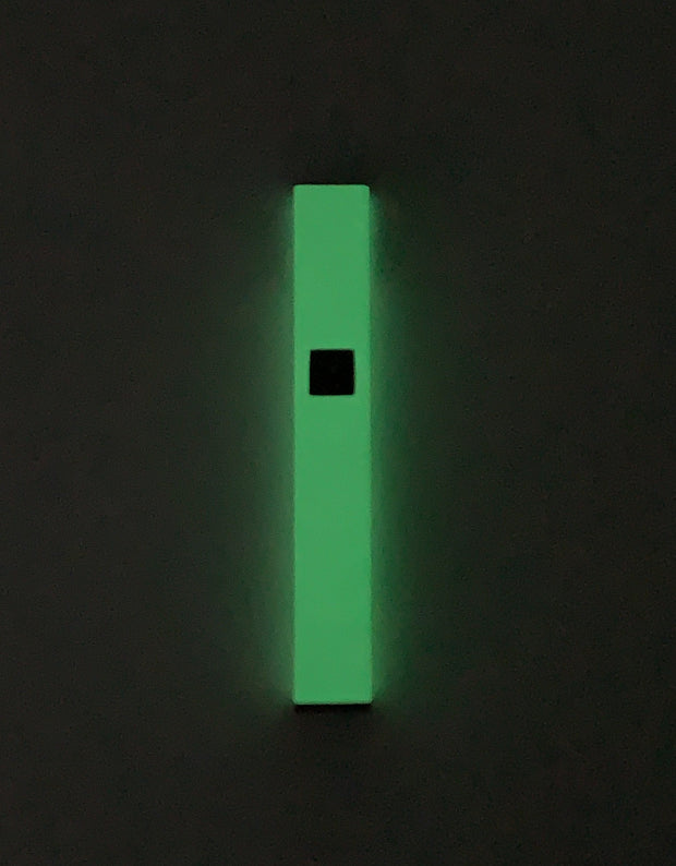 PlugPlay Matte Mint Glow In The Dark Battery Starter Kit