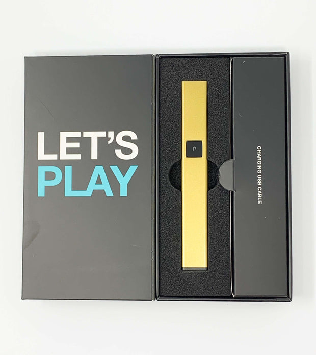 PlugPlay Metallic Gold Battery Starter Kit