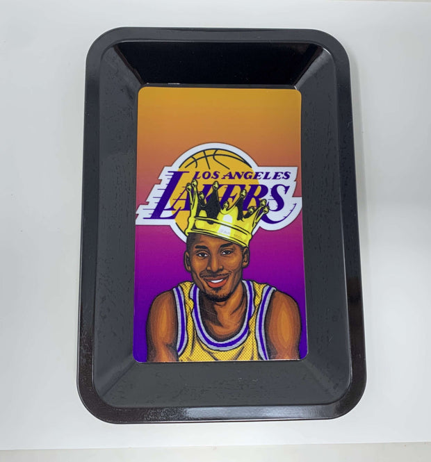 Kobe The King Mamba Weed Rolling Tray