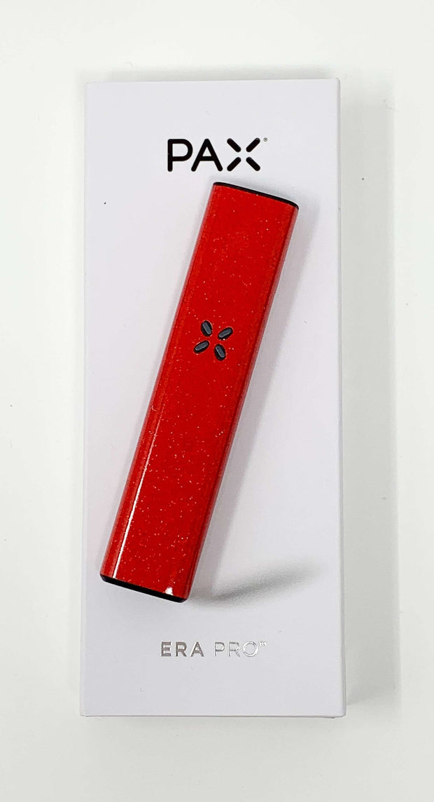 Pax Era Pro Battery Red Glitter Vape Pen