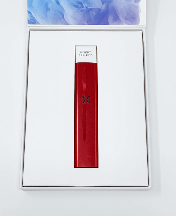 Pax Era Battery Red Metallic Vape Pen