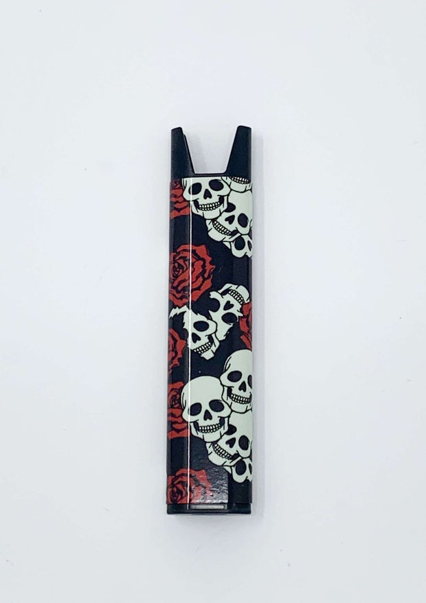Stiiizy Pen Skulls and Roses Battery Vape Pen Starter Kit