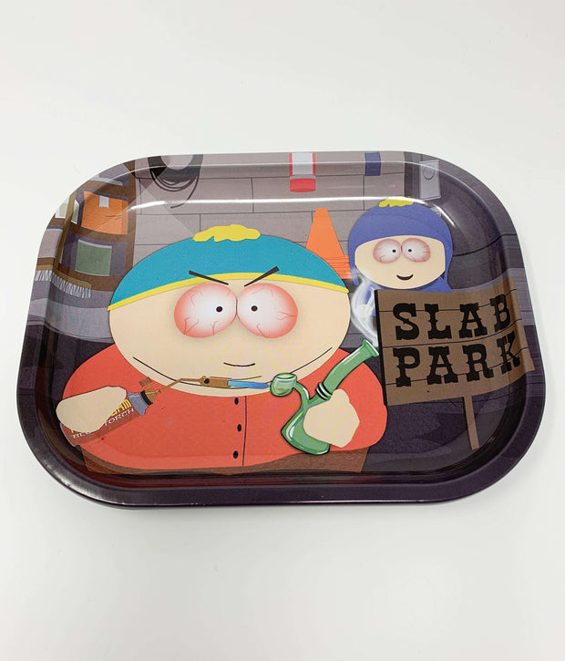 South Slab Park Rolling Tray