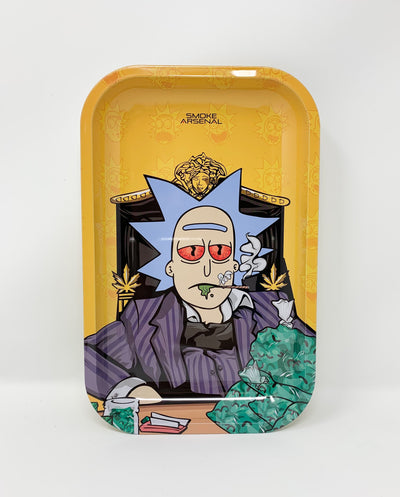 The Rick Father Rolling Tray