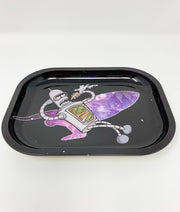 Space Bender Rolling Tray