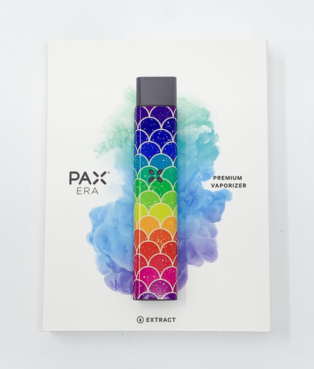 Pax Era Battery Rainbow Mermaid Scales Vape Pen