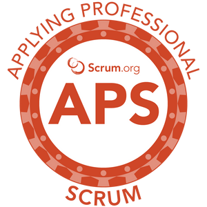 Applying Professional Scrum (APS) Course - March 1st and 2nd