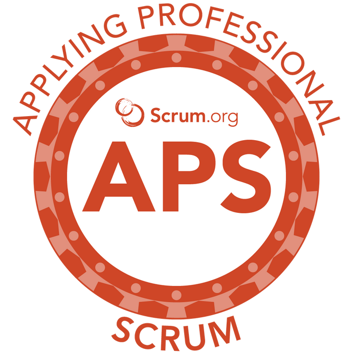 Applying Professional Scrum (APS) Course - June 14th and 15th