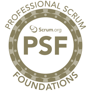 Professional Scrum Fundamentals (PSF) Course - private course 655539