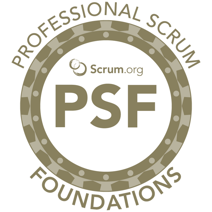 Professional Scrum Fundamentals (PSF) Course - December 11th and 12th | Milwaukee, WI