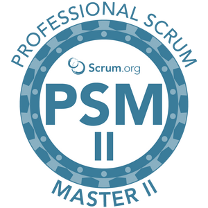 Professional Scrum Master II (PSM II) Course - November 7th and 8th | Milwaukee, WI