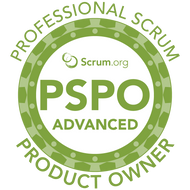 Professional Scrum Product Owner - Advanced (PSPO-A) Course - March 22nd and 23rd
