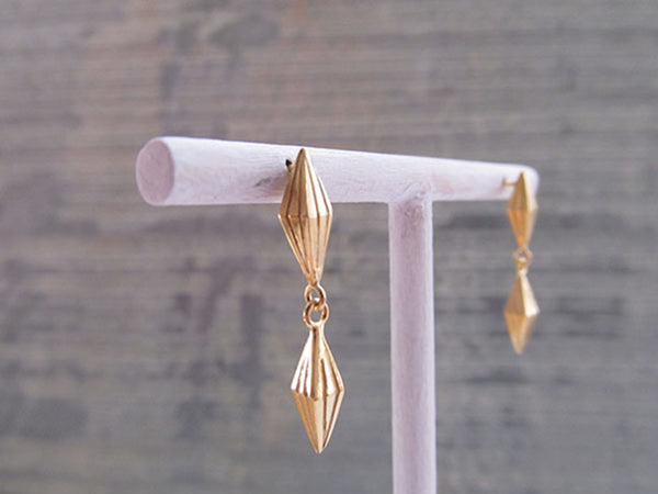 Frontier Long Earrings
