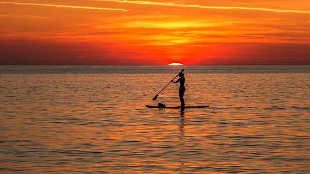 10 tips for SUP beginners