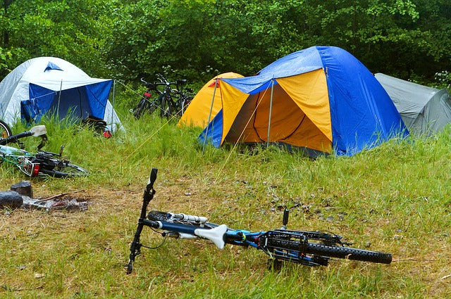 6 Tips for Camp in Rain