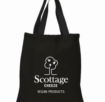 Scottage Cheeze Reusable Bag - Black