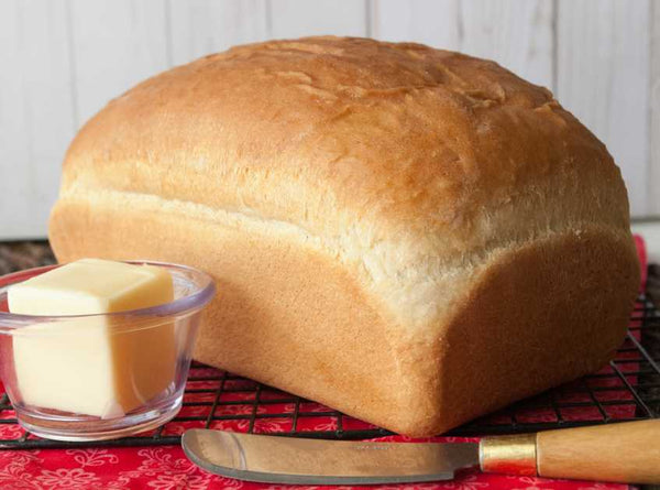 Homemade Style Bread - White