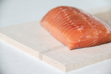 Sustainable Blue Atlantic Salmon