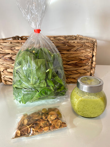 Cinnamon Cafe Salad Kit