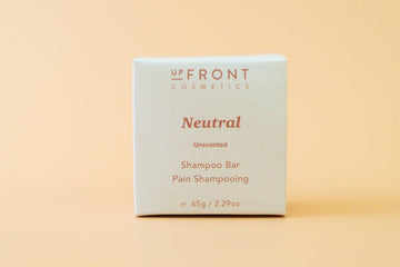 Neutral Shampoo Bar