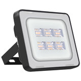 20W LED Flood Light, Warm White, 110V, D6 - viugreum