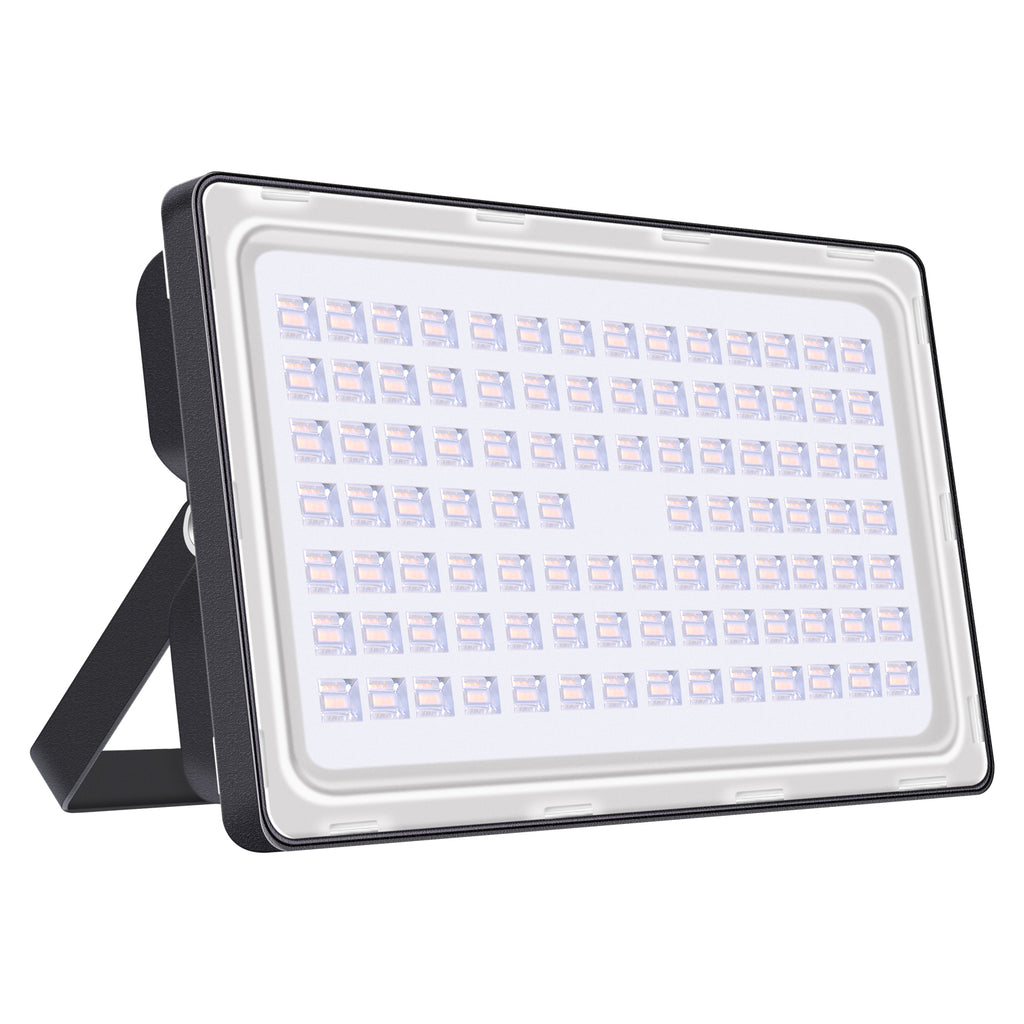 Viugreum 30W LED Outdoor Floodlight Thinner and Lighter Design Waterproof IP65