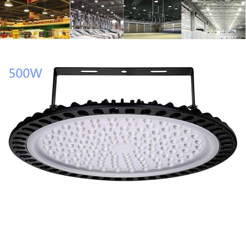 UFO LED High Bay Lights, 110V, Daylight White(50W/100W/200W/300W/500W) - viugreum
