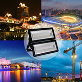 100W LED Flood Light, Warm White/Daylight White, 110V, TP - viugreum
