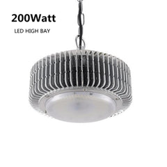 LED Fin High Bay Light, 110V, Daylight White(100W/200W) - viugreum