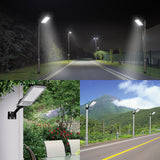80W LED Road Light, Daylight White, 110V - viugreum