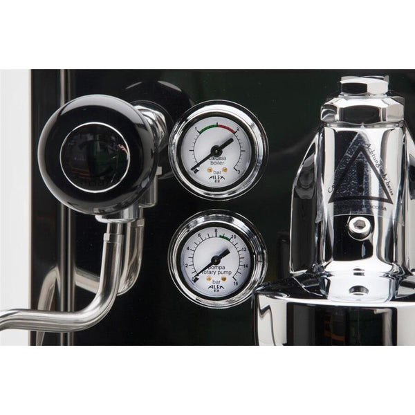 izzo alex duetto IV pressure gauges