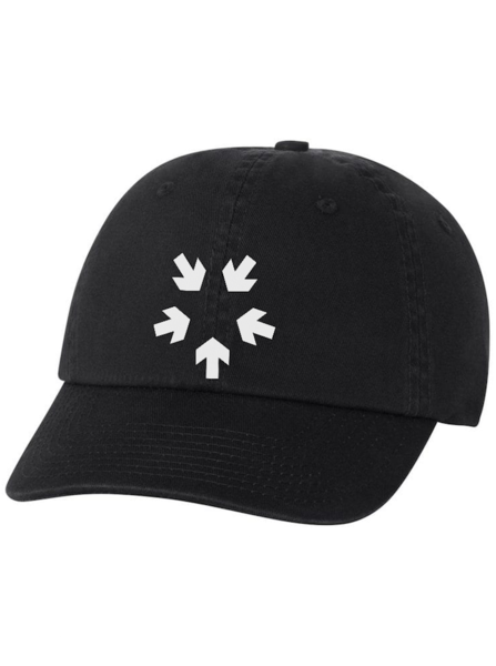 The Arena Arrows Fitted Hat