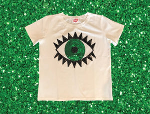 EYE-rish Tee St. Patty's Green