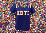 HBTD LA Tech Sequin Jersey Tee